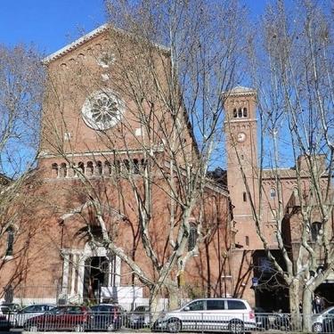 Basilica di Santa Teresa d'Avila