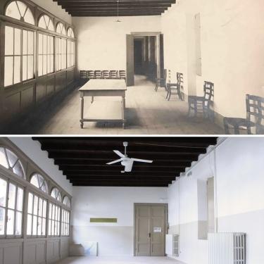 Luce e Architettura II: Loggiato